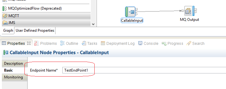 Duplicate callable name